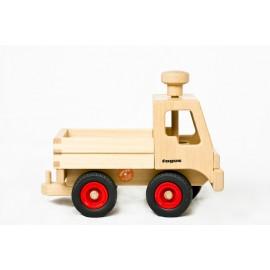 Camion de lemn
