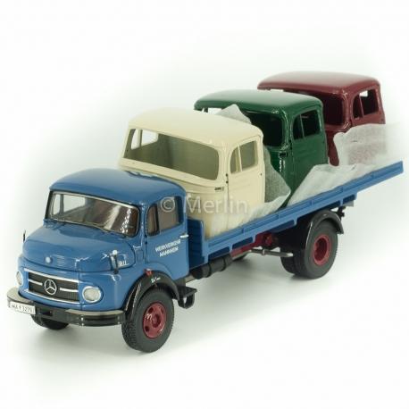 MERCEDES L911 FLAT BOARD/ LP DRIVERS CABIN 'MB'