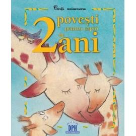 2 poveşti pentru copii de 2 ani