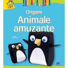 Origami - Animale amuzante