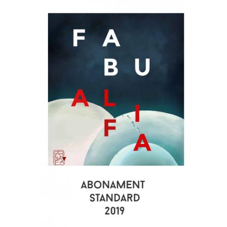 ABONAMENT standard 2019
