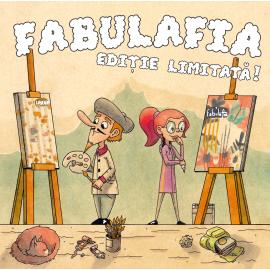 Colecţia Fabulafia 2018 cu autografe